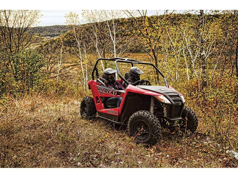 2014 Arctic Cat Wildcat™ Trail in Woonsocket, Rhode Island