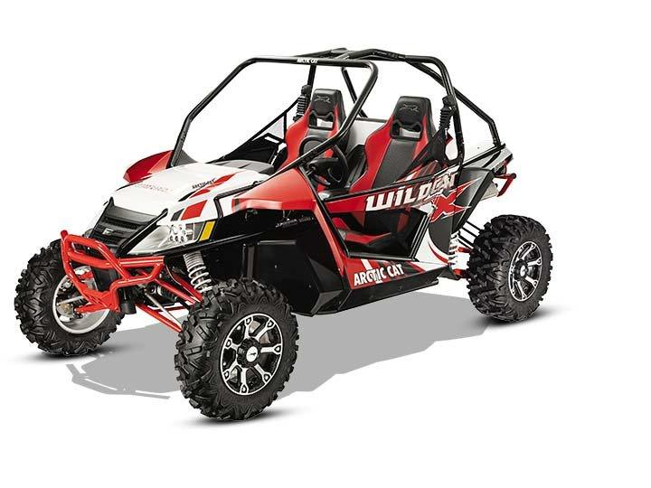 2014 Arctic Cat Wildcat™ X in Safford, Arizona - Photo 5