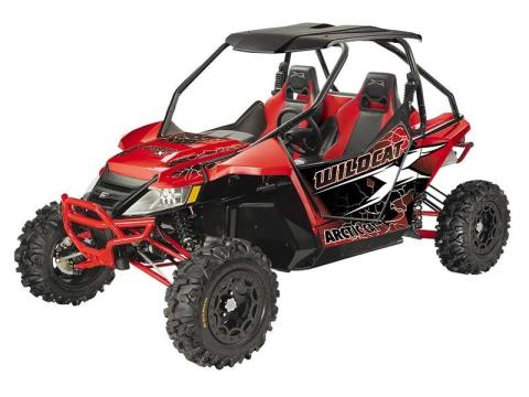 2014 Arctic Cat Wildcat™ X Limited in Hancock, Michigan