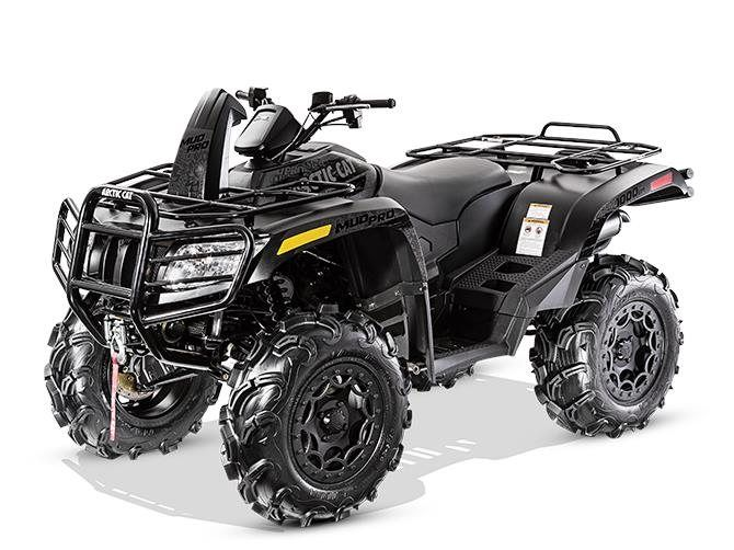 2015 Arctic Cat MudPro™ 1000 Limited EPS in Hillsborough, New Hampshire