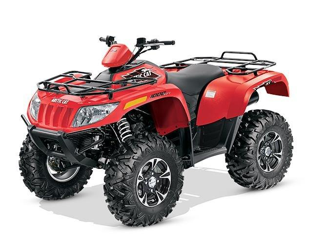 2015 Arctic Cat 1000 XT™ EPS in Billings, Montana