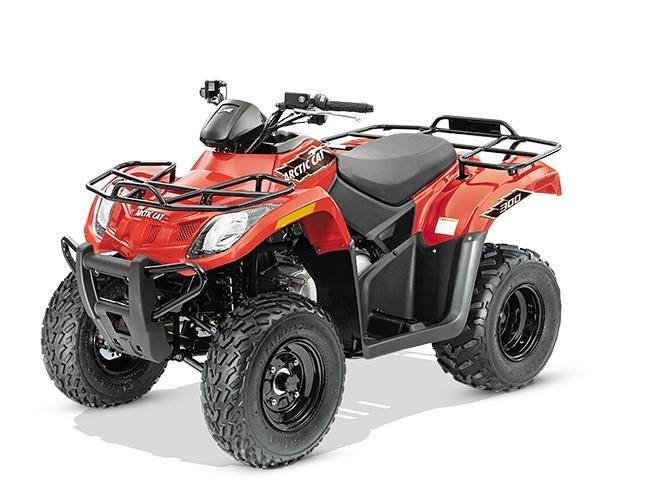 2015 Arctic Cat 300 in Hillsborough, New Hampshire