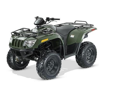2015 Arctic Cat 500 in Lebanon, Maine