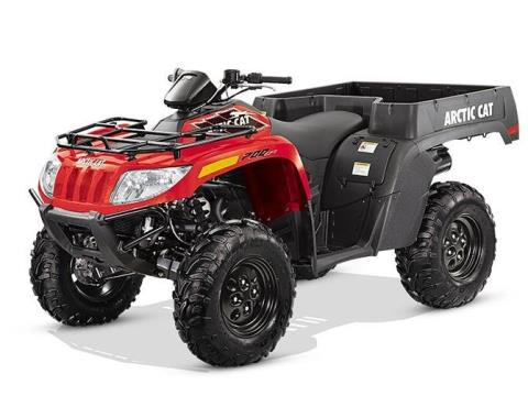 2015 Arctic Cat TBX 700 EPS in Harrisburg, Illinois