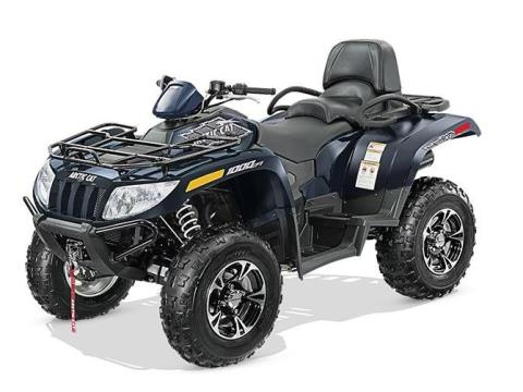 2015 Arctic Cat TRV® 1000 XT EPS in Hillsborough, New Hampshire