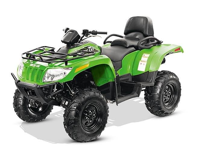 2015 Arctic Cat TRV® 500 in Twin Falls, Idaho