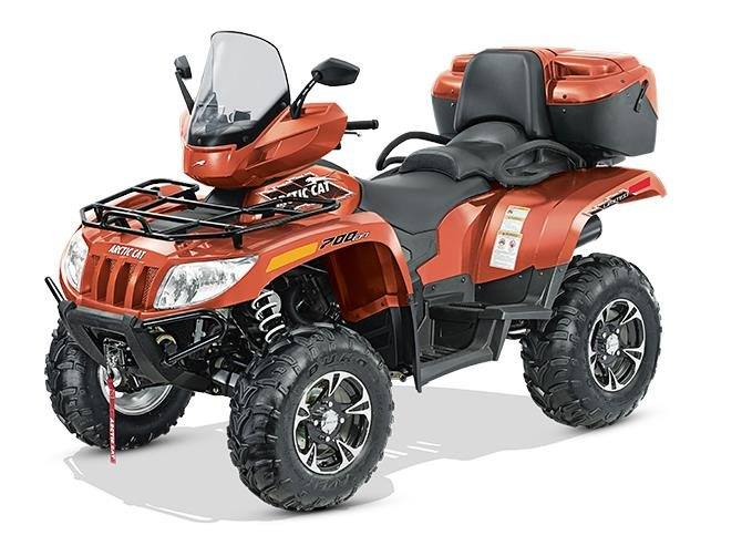 2015 Arctic Cat TRV® 700 Limited EPS in Hillsborough, New Hampshire
