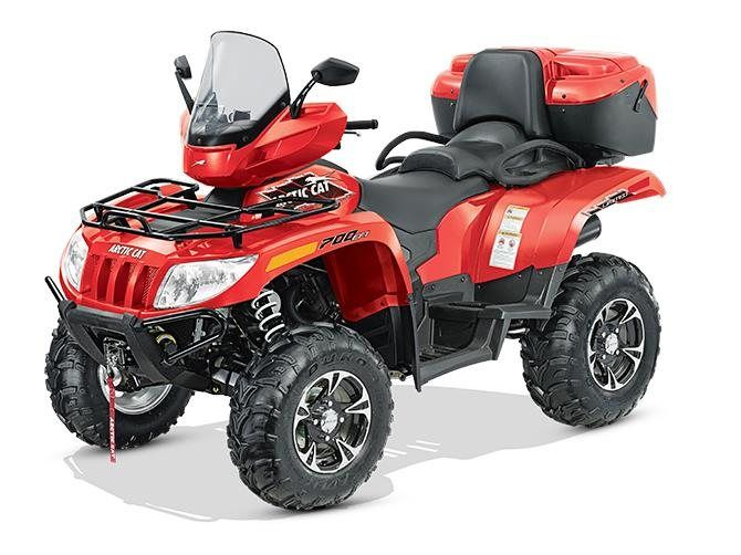 2015 Arctic Cat TRV® 700 Limited EPS in Twin Falls, Idaho