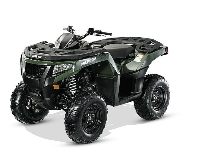 2015 Arctic Cat XR 500 in Harrisburg, Illinois