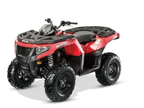 2015 Arctic Cat XR 500 in Antigo, Wisconsin