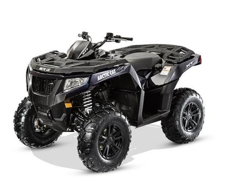 2015 Arctic Cat XR 550 XT™ EPS in Hillsborough, New Hampshire