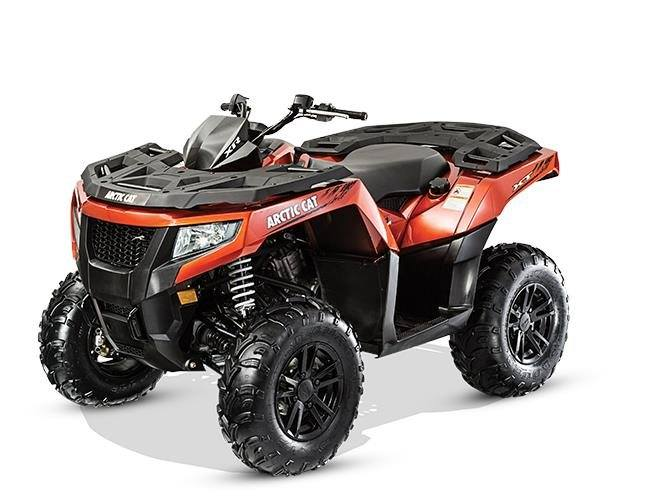 2015 Arctic Cat XR 550 XT™ EPS in Harrisburg, Illinois