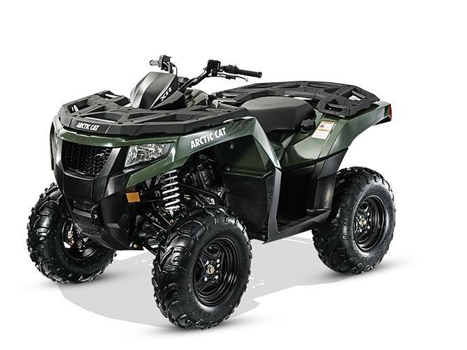 2015 Arctic Cat XR 700 in Hillsborough, New Hampshire