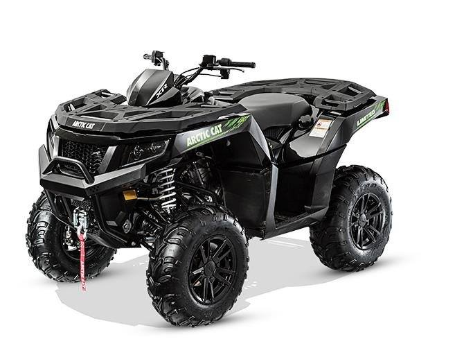 2015 Arctic Cat XR 700 Limited EPS in Harrisburg, Illinois