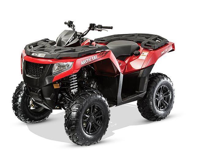 2015 Arctic Cat XR 700 XT™ EPS in Harrisburg, Illinois