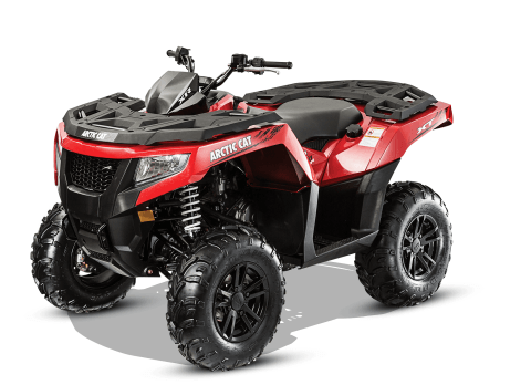 2015 Arctic Cat XR 700 XT™ EPS in Francis Creek, Wisconsin