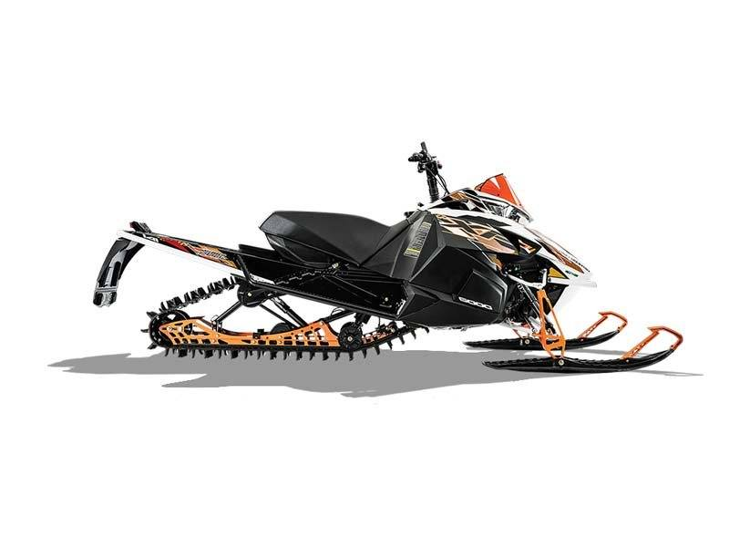 2015 Arctic Cat XF 6000 High Country Sno Pro ES 5