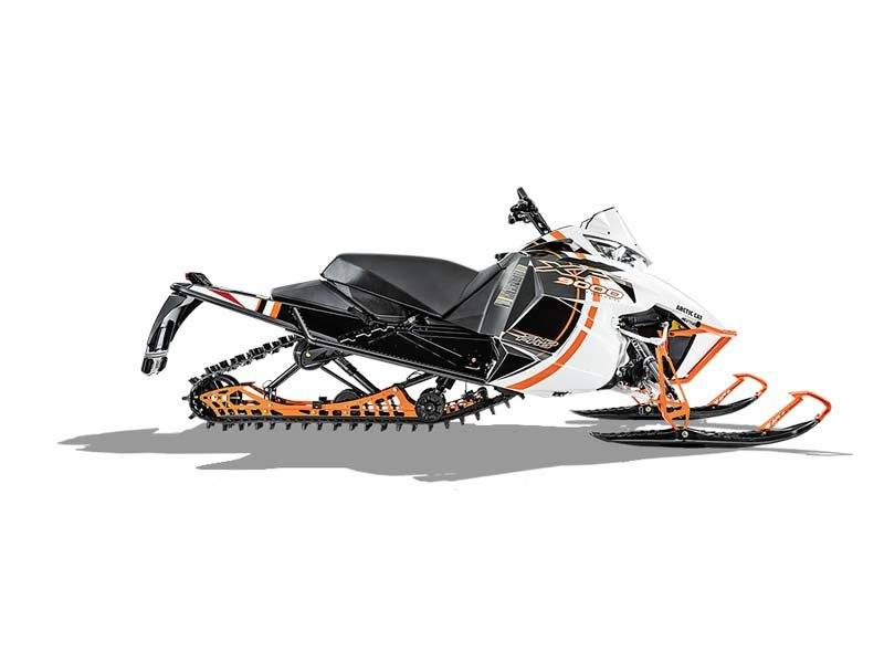 2015 Arctic Cat XF 9000 Cross Country™ Limited in Hillsborough, New Hampshire