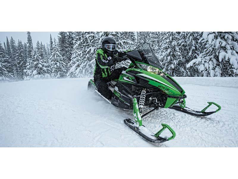 2015 Arctic Cat ZR® 6000 LXR in Hillsborough, New Hampshire