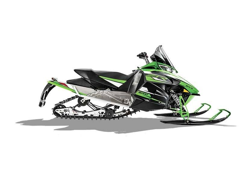 2015 Arctic Cat ZR 8000 LXR ES in Elma, New York