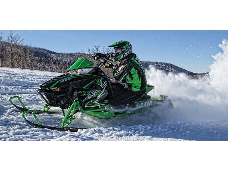 2015 Arctic Cat ZR® 8000 RR in Twin Falls, Idaho - Photo 3