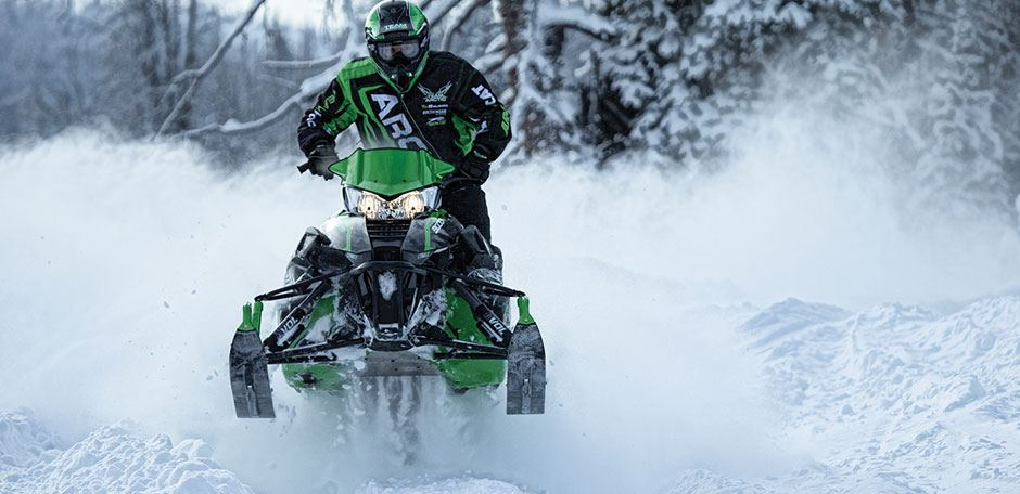 2015 Arctic Cat ZR® 9000 LXR in Twin Falls, Idaho - Photo 2