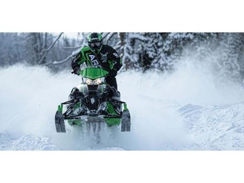 2015 Arctic Cat ZR® 9000 LXR in Twin Falls, Idaho - Photo 5