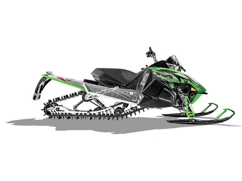 2015 Arctic Cat M 6000 153 in Francis Creek, Wisconsin