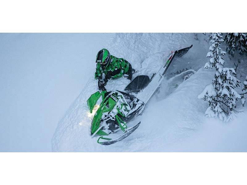"2015 Arctic Cat M 8000 153"" HCR in Hillsborough, New Hampshire - Photo 12"