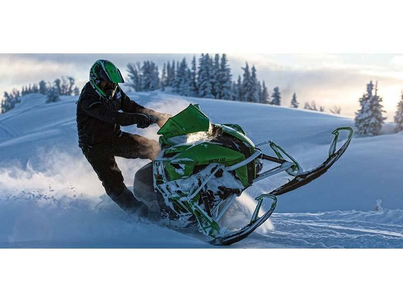"2015 Arctic Cat M 8000 153"" HCR in Hillsborough, New Hampshire - Photo 10"