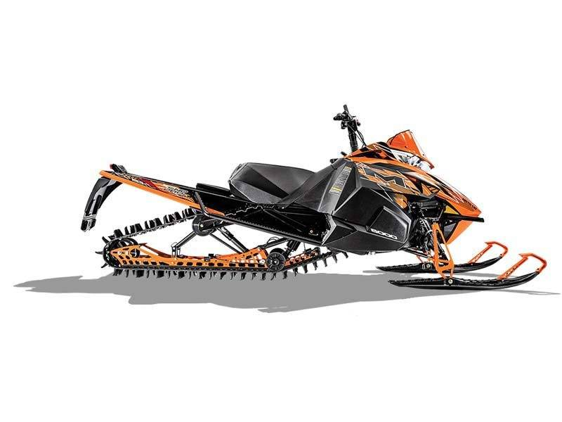 "2015 Arctic Cat M 8000 153"" Sno Pro® in Hillsborough, New Hampshire"