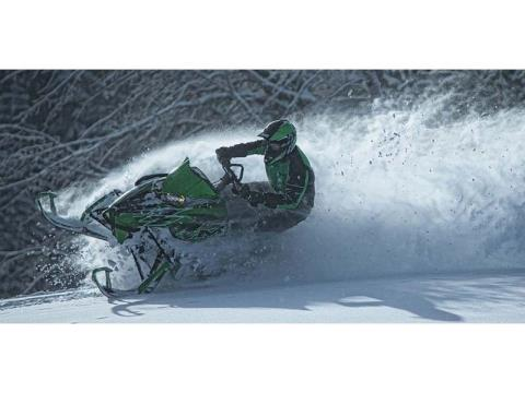 "2015 Arctic Cat M 8000 153"" Sno Pro® in Hancock, Michigan"
