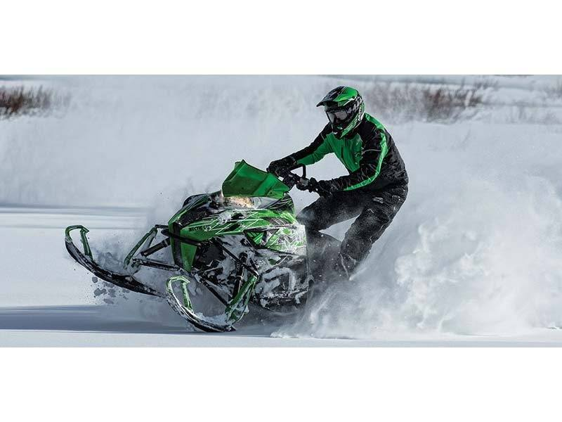 "2015 Arctic Cat M 8000 162"" Sno Pro® in Hillsborough, New Hampshire"