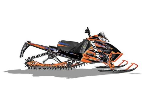2015 Arctic Cat M 8000 David McClure Special Edition 153 in Twin Falls, Idaho