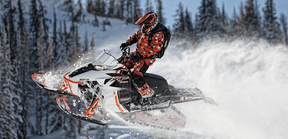 2015 Arctic Cat XF 9000 High Country™ Limited in Twin Falls, Idaho - Photo 3