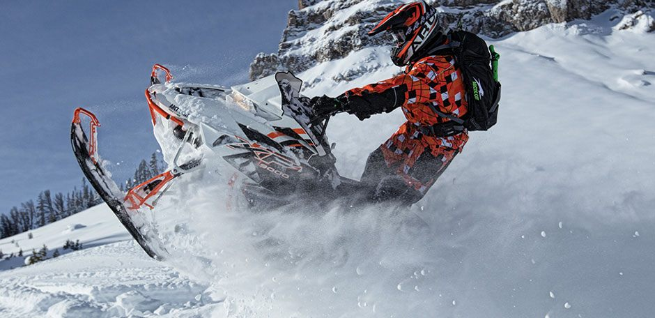 2015 Arctic Cat XF 9000 High Country™ Limited in Twin Falls, Idaho - Photo 7