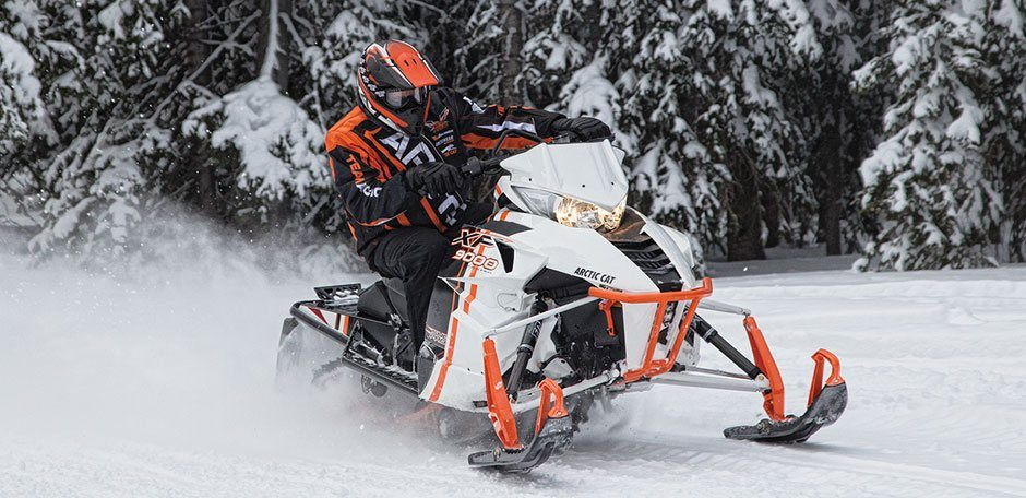 2015 Arctic Cat XF 9000 High Country™ Limited in Twin Falls, Idaho - Photo 5
