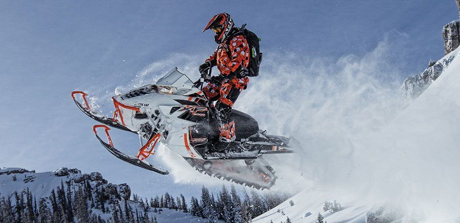 2015 Arctic Cat XF 9000 High Country™ Limited in Twin Falls, Idaho - Photo 8