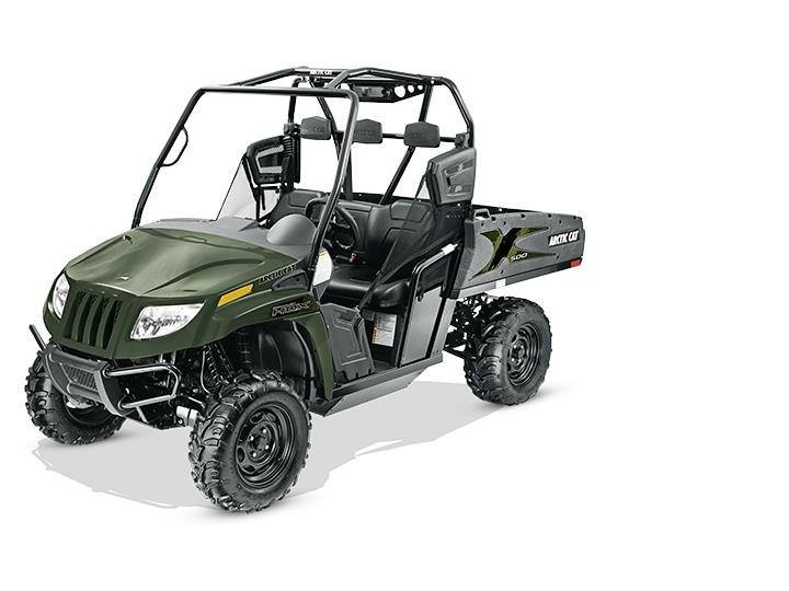 2015 Arctic Cat Prowler® 500 HDX™ in Harrisburg, Illinois