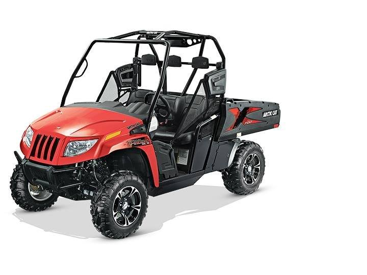 2015 Arctic Cat Prowler® 700 HDX™ XT™ EPS in Harrisburg, Illinois