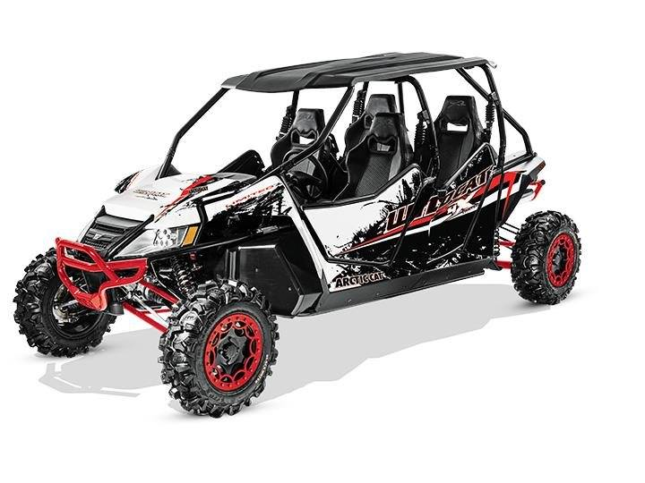 2015 Arctic Cat Wildcat™ 4X Limited EPS in Payson, Arizona