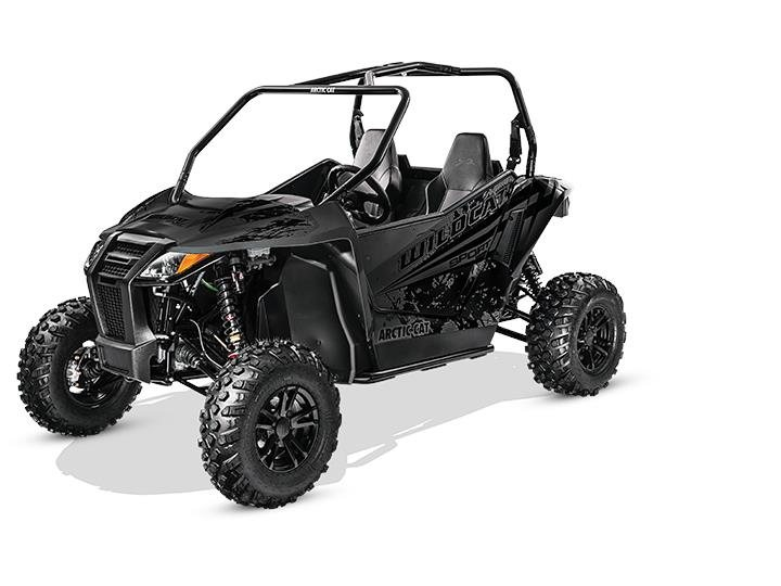 2015 Arctic Cat Wildcat™ Sport Limited EPS in Harrisburg, Illinois