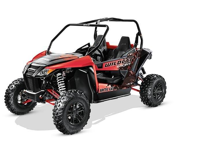 2015 Arctic Cat Wildcat™ Sport XT in Harrisburg, Illinois
