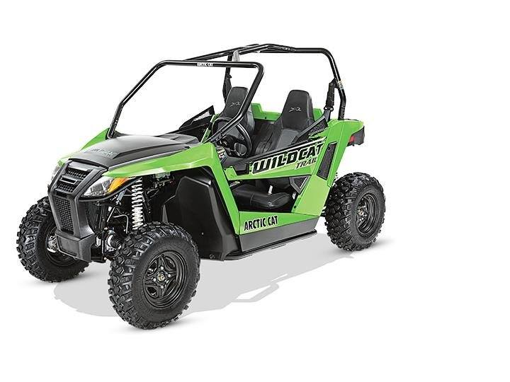 2015 Arctic Cat Wildcat™ Trail in Spokane, Washington