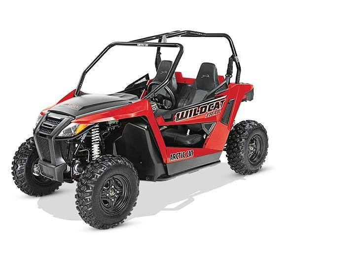 2015 Arctic Cat Wildcat™ Trail in Harrisburg, Illinois
