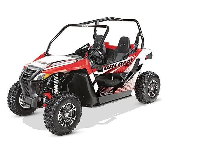 2015 Arctic Cat Wildcat Trail Limited EPS 1