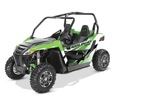 2015 Arctic Cat Wildcat™ Trail XT™ in Safford, Arizona