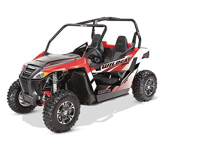 2015 Arctic Cat Wildcat™ Trail XT™ in Pikeville, Kentucky