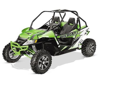 2015 Arctic Cat Wildcat™ X EPS in Twin Falls, Idaho