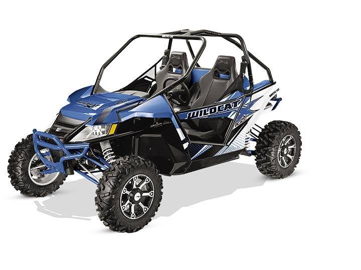 2015 Arctic Cat Wildcat™ X EPS in Harrisburg, Illinois